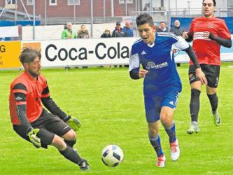 FC Gams bezwingt FC Grabs