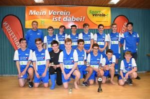 1. Rang FC Rüthi
