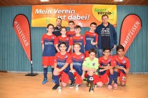 1. Rang FC Wittenbach