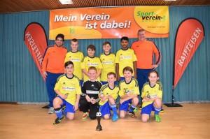 2. Rang FC Trübbach