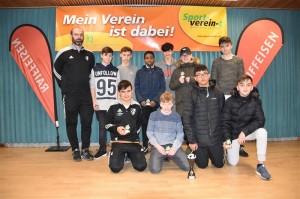 2. Rang FC Winkeln