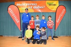 3. Rang FC Diepoldsau-Schmitter
