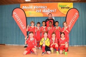 4. Rang FC Landquart-Herrschaft
