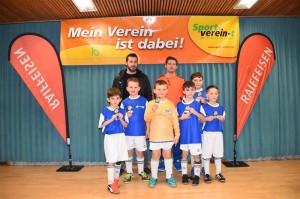 5. Rang FC Trübbach