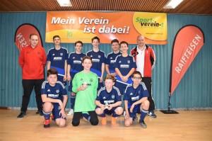 5. Rang FC Vaduz