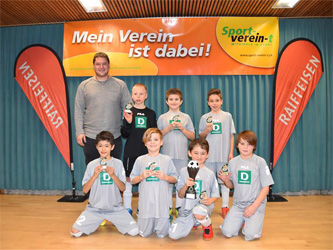 35. Raiffeisen-Hallenfussball-Turnier